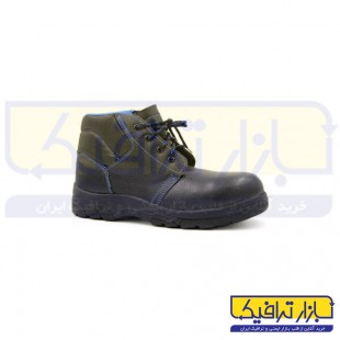 کفش ایمنی مدل نگهبان ساق بلند کد BL001
