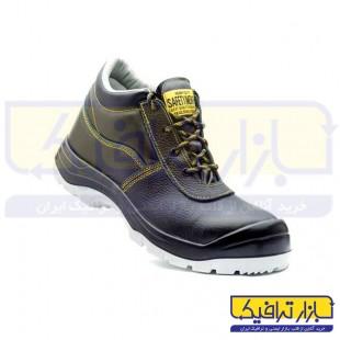 کفش ایمنی ایمن پا مدل آلفا زیره TPU