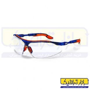 عینک ایمنی پزشکی uvex مدل i-vo