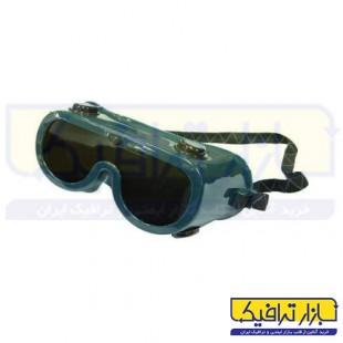 عینک ایمنی جوشکاری و برشکاری پارکسون ABZ مدل WG204A