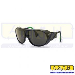 عینک ایمنی جوشکاری uvex مدل futura 9180143