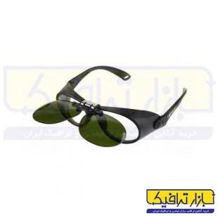 عینک ایمنی جوشکاری matrix مدل Saturn