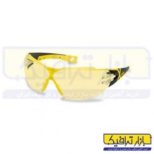 عینک ایمنی مهندسی uvex مدل cx2