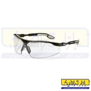 عینک ایمنی تراشکاری uvex مدل I-VO