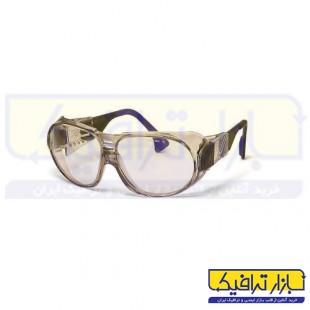 عینک ایمنی تراشکاری uvex مدل futura