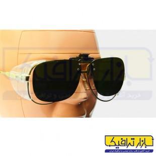 عینک ایمنی آهنگری مدل persian safety