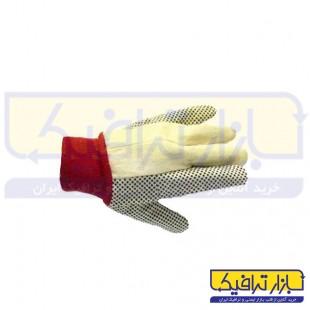 دستکش کار خالدار POWER TOOL
