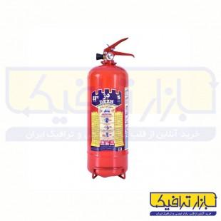 کپسول آتش نشانی پودر و گاز دژ