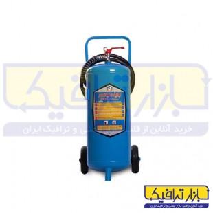کپسول آتش نشانی آب و گاز بایا