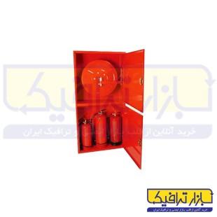 جعبه آتش نشانی روکار دو طبقه 150*60