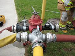 اتصالات آتش نشانی