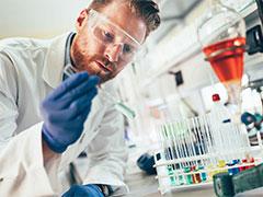 عینک ایمنی پزشکی و آزمایشگاهی