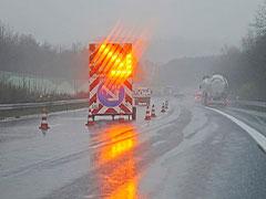 چراغ خطر LED کامیون