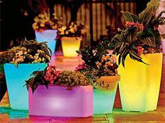 گلدان های نوری