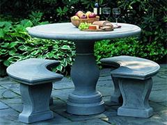 میز و صندلی پارکی