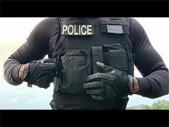 دستکش پلیسی
