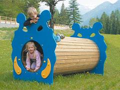 تونل بازی کودک