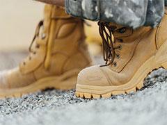 کفش ایمنی زنانه
