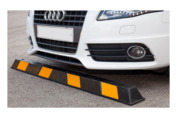 بررسی و خرید استاپر پارکینگ یک متری-فروشگاه اینترنتی بازار ترافیک