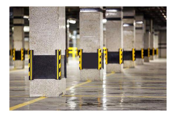 فروشگاه اینترنتی بازار ترافیک-خرید و فروش محافظ ستون پارکینگ