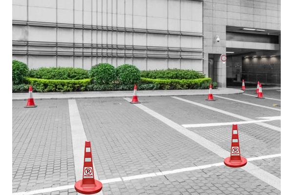 بررسی و خرید مخروط ترافیکی پارکینگی-فروشگاه اینترنتی بازار ترافیک