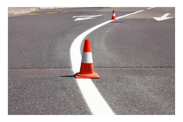 بررسی و خرید مخروط ترافیکی 55 سانتی متری-فروشگاه اینترنتی بازار ترافیک
