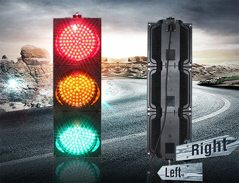 فروشگاه اینترنتی بازارترافیک - بررسی و خرید ماژول چراغ راهنمایی سه رنگ