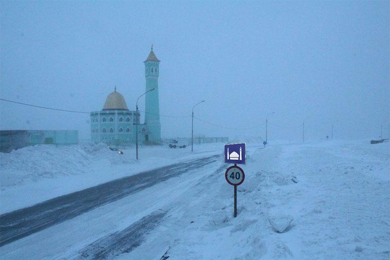 فروشگاه اینترنتی بازار ترافیک-خرید و فروش تابلو ترافیکی مسجد