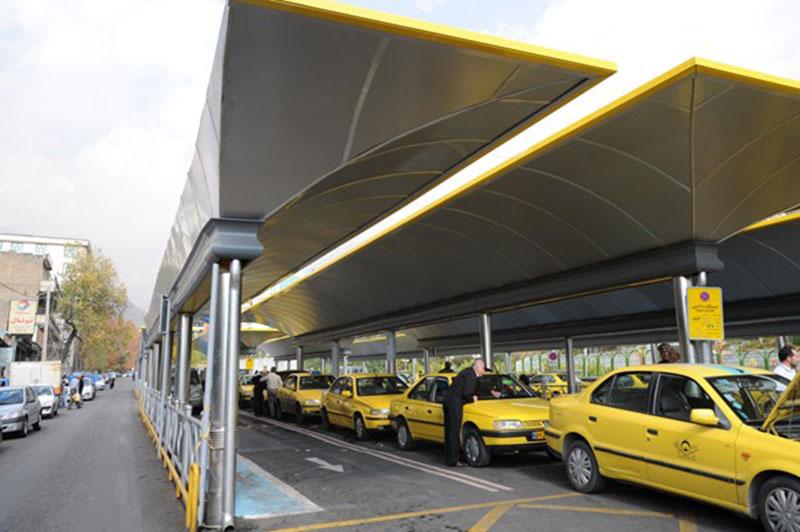 فروشگاه اینترنتی بازار ترافیک-خرید و فروش تابلو ایستگاه تاکسی