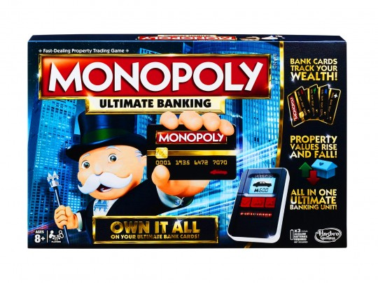 Monopoly: Ultimate Banking ( مونوپولی: مدل کارت خوان دار )
