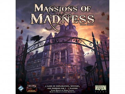 معرفی بازی Mansions Of Madness