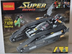 Lego Super Heroes - Batman VS Riddler