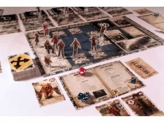 صفحه بازی  Dead Of Winter: A Crossroads Game