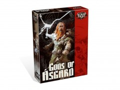 جعبه بازی Blood Rage: Gods Of Asgard ( خشم و خون )