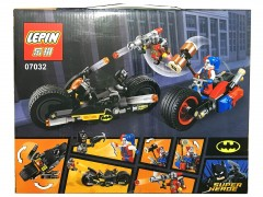 Lego Batman - Batman VS Harley Queen