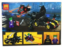 Lego Batman - Batman VS Joker