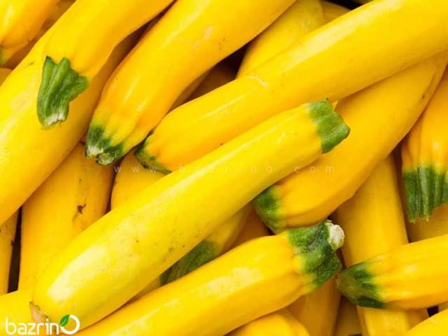 بذر کدو خورشتی زرد