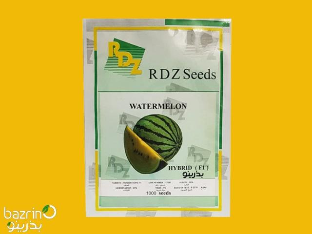 بذر هندوانه آناناسی هیبرید 2019 RDZ WaterMelon F1