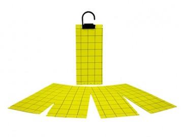 کارت زرد جذب کننده حشرات
