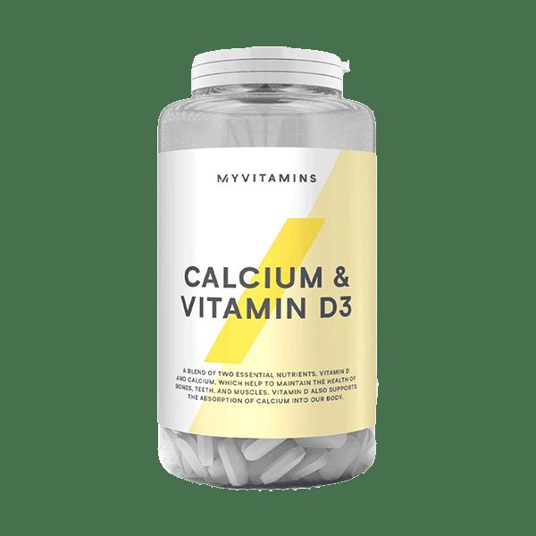 کلسیم + ویتامین D3 مای پروتئین