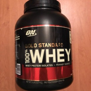 پروتئین وی گلد استاندارد اپتیمم