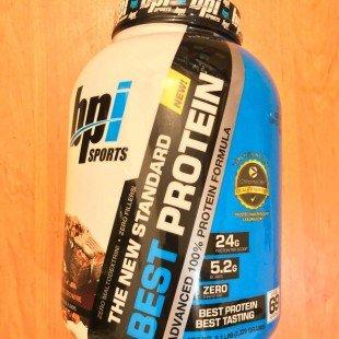 وی بست پروتئین بی پی ای