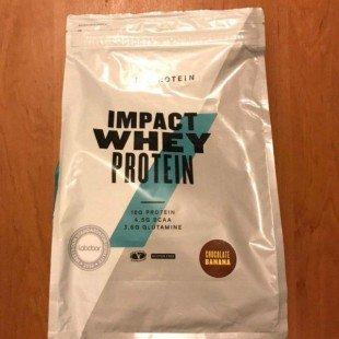 ایمپکت وی مای پروتئین