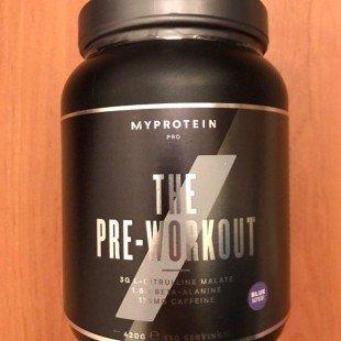 پری ورک اوت مای پروتئین