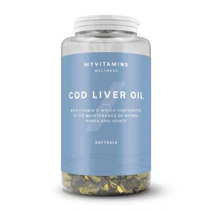 کاد لیور اویل (روغن کبد ماهی) مای ویتامینز