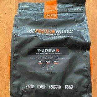 وی پروتئین ورکس
