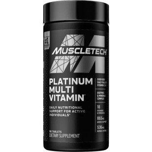 مولتی ویتامین پلاتینیوم ماسل تک