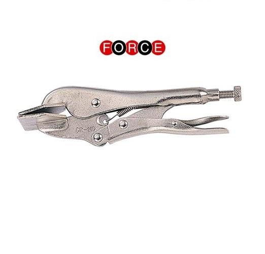 انبر قفلی دم تخت 10 اینچی فورس مدل 66101