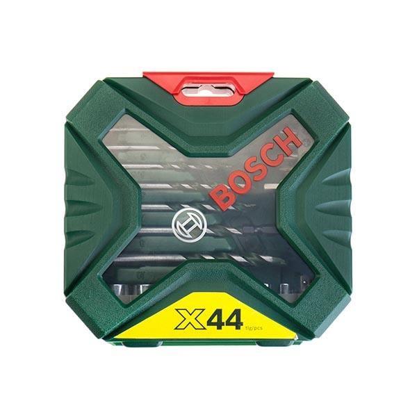 مجموعه44عددی مته و سری پیچ گوشتی بوش مدل2607010609
