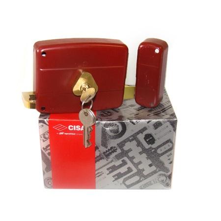 قفل حیاطی سیزا ایتالیا مدل 1-50-50126